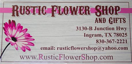 Rustic Flower Shop and Gifts