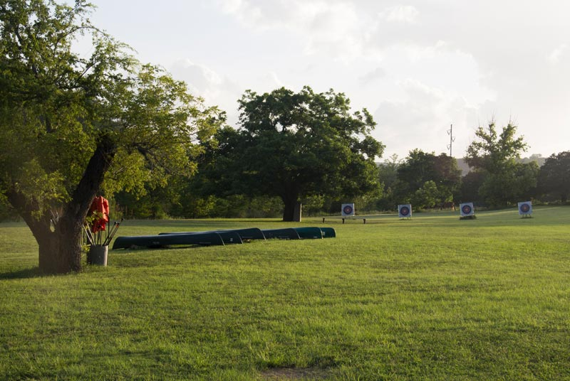 Kickapoo Kamp Facilities