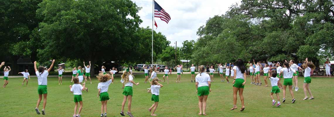 Kickapoo Kamp for Girls