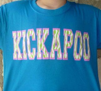 Kickapoo Kamp Apparel