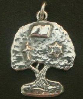 Jim Morris Church Tree Charm
