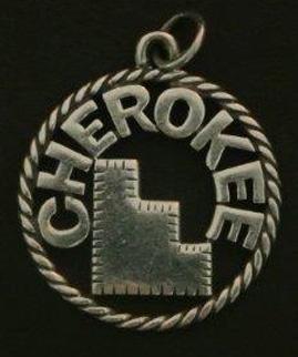 Cherokee Rope Charm