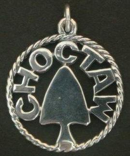 Jim Morris Choctaw Rope Charm