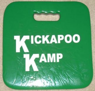 Kickapoo Cushion
