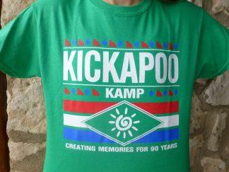 Kickapoo Creating Memories Shirt