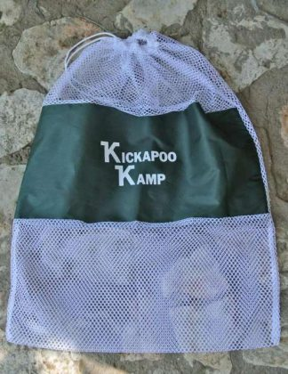 Kickapoo Laundry Bag